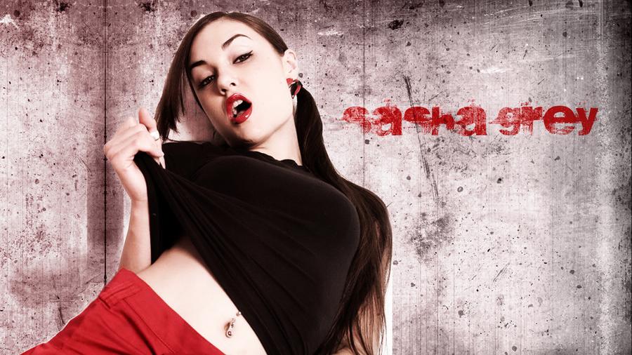 Sasha Grey by fhll19