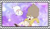 Bee and Puppycat Stamp 2 by XxXCuteBunnyXxX