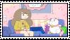 Bee and Puppycat Stamp 5 by XxXCuteBunnyXxX