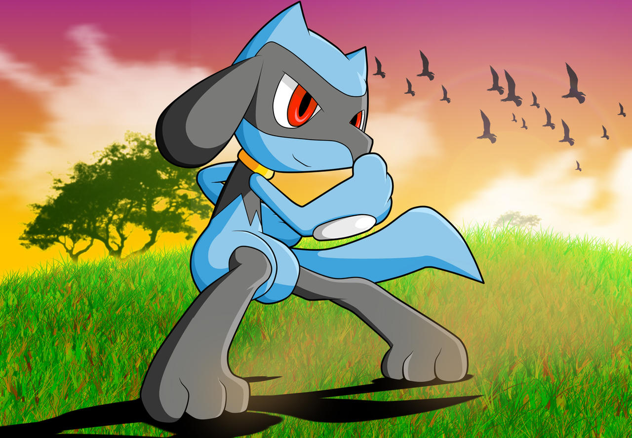 Lucario - Pokemon X and Y Wiki Guide - IGN