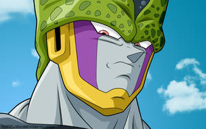 Cell's Reaction - V1. by moxie2D
