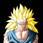 Full-Power SSj3 Goku :H+S: