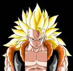 Full-Power SSj3 Gogeta :H+S: by moxie2D