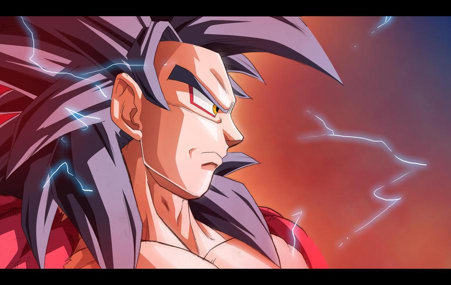 Todas las Transformaciones en Super Saiyajin de Dragon