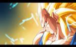 Super Saiyan 3 Vegeta -