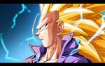 Super Saiyan 3 Future Trunks