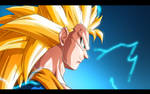 Super Saiyan 3 Future Gohan