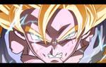 Super Saiyan II by moxie2D