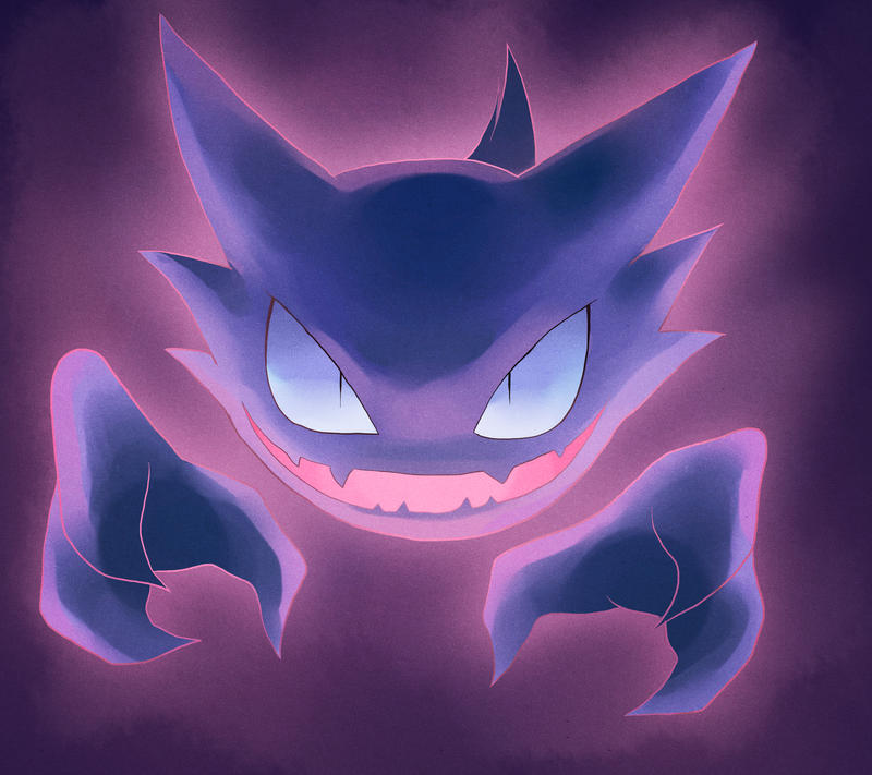 Haunter by moxie2D on DeviantArt