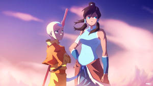 Avatar Tribute: Aang and Korra