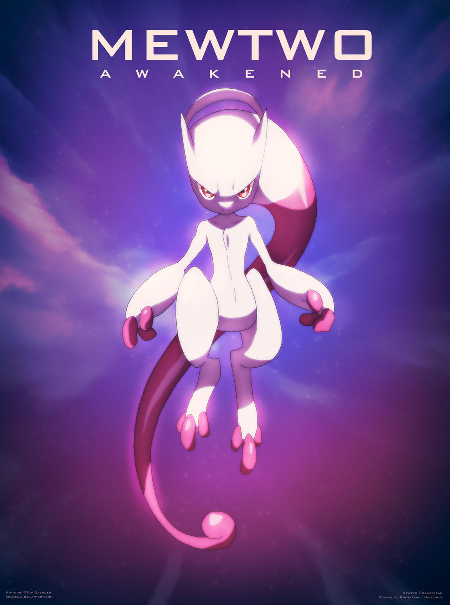 besides pokemon y mewtwo - photo #39