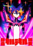 Kill la Kill | Ryuko Matoi by moxie2D