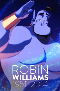 Tribute to Robin Williams