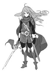 Day 6 | Lucina by moxie2D