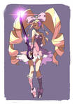 Day 8 | Nui Harime by moxie2D