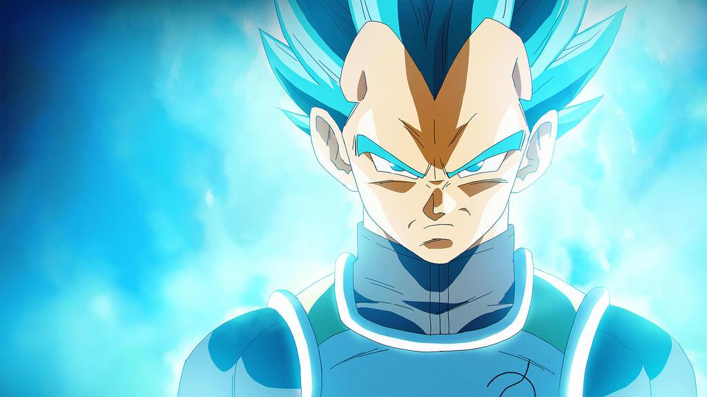 Dragonball z revival ot super super saiyan god super - Vegeta super sayen 2 ...