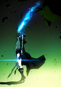 Day 11 | Black Rock Shooter