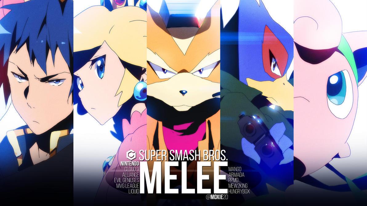 THE MELEE GODS