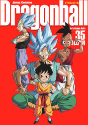 Day 30 | Dragonball Super by moxie2D
