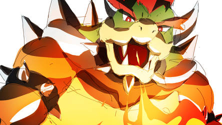 21 | Bowser by moxie2D