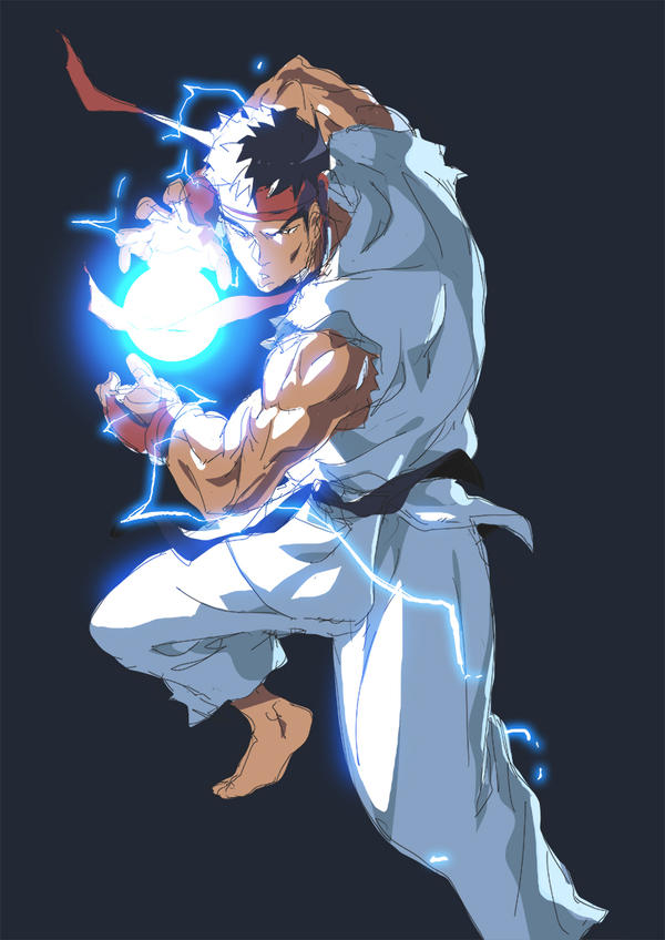 28 | Ryu by moxie2D