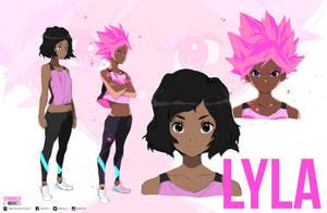 Lyla Concept Art | STARDUST by moxie2D