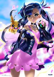 Marnie - Main Quest Illustration
