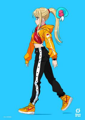 Smash Fashion Samus