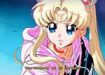 Sailor Moon Redraw! Streetwear Casual Usagi