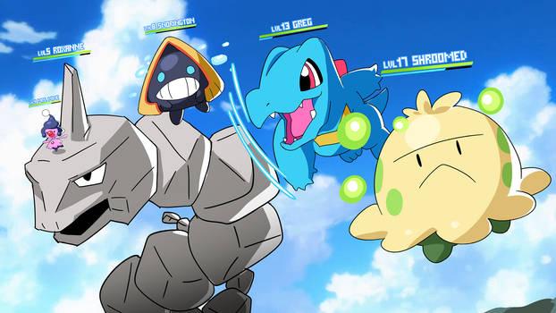 Pokemon Nuzlocke Day 1