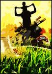 Army Tribute by ryku121