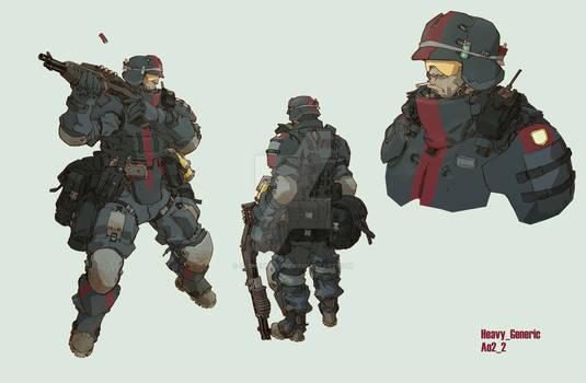 Ao2: 40th day  Shotguner