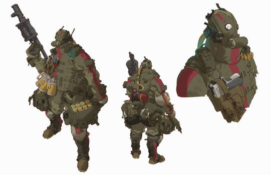 Ao2 40th day gas gun boss