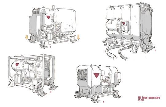 ao2 40th day: big generators