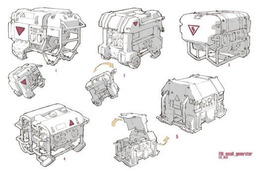 ao2 40th day: small generators