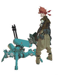 Vermillon character 1