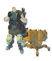vermillon character 3