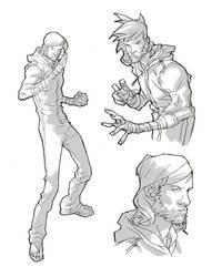 Iron Fist by ClementSauve