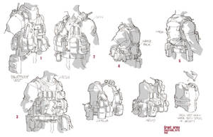 ao2 40th day: grunt vest rough