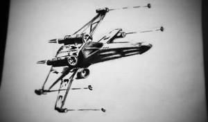 OT Rebel X-Wing