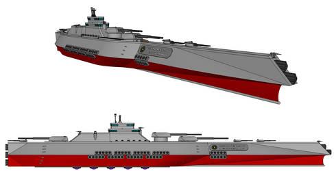 Zephyrus-class escort