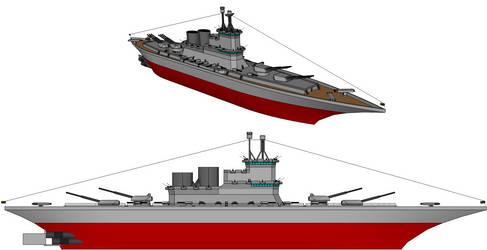 Chancellor-class battleship
