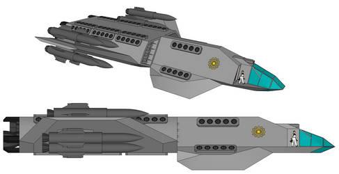Raven-class tactical bomber