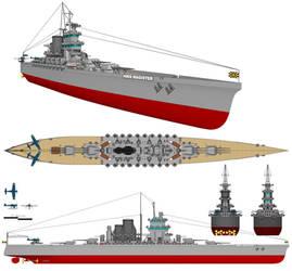 Magister-class heavy cruiser