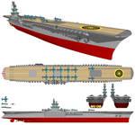 Queen's Hand-class aircraft carrier