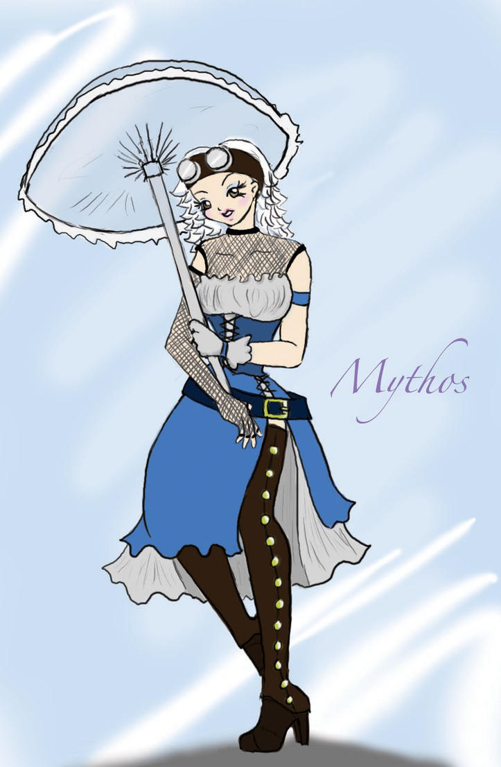 Mythos Gender Bender by Sakena