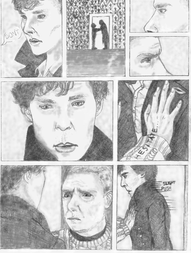 In the Doorway Johnlock page 2/3 by rockallday