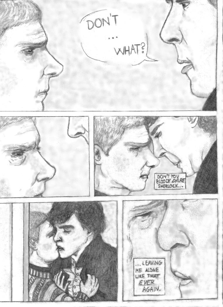 In the Doorway Johnlock page 3/3 by rockallday