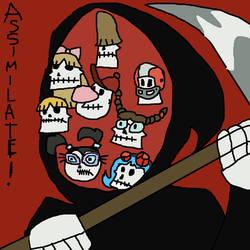 Grim KND -Delightful Reaper- by Ultrasponge