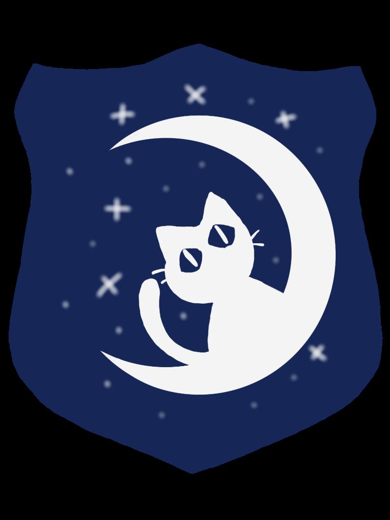 Sword art online moonlit black cats guild symbol by ultrasponge biocorpaavc